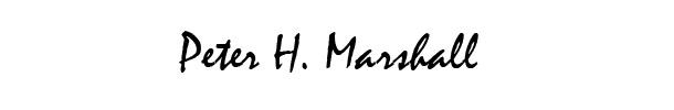 Peter H Marshall